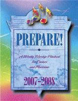 Prepare 2007-2008: A Weekly Worship Planbook for Pastors and Musicians (Paperback)