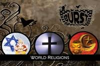 Burst: World Religions Student Booklets - Topics for Today's Teens