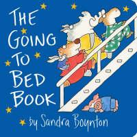 The Going To Bed Book - BOYNTON (Board book)