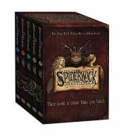 Spiderwick Box Set - Spiderwick Chronicle