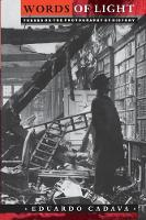 Words of Light: Theses on the Photography of History (Paperback)