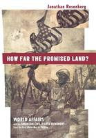 How Far the Promised Land?: World Affairs and the American Civil Rights Movement from the First World War to Vietnam (Hardback)