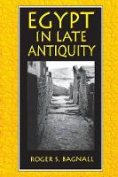Egypt in Late Antiquity (Paperback)