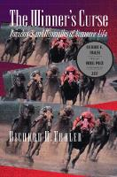 The Winner's Curse: Paradoxes and Anomalies of Economic Life (Paperback)