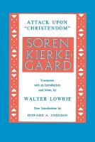 Attack upon Christendom (Paperback)