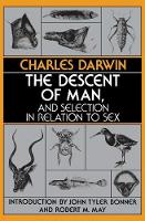 The Descent of Man, and Selection in Relation to Sex