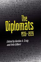 The Diplomats, 1919-1939 (Paperback)