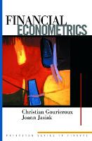Financial Econometrics: Problems, Models, and Methods - Princeton Series in Finance (Hardback)