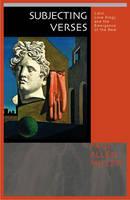 Subjecting Verses: Latin Love Elegy and the Emergence of the Real (Hardback)
