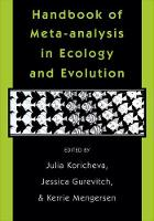 Handbook of Meta-analysis in Ecology and Evolution (Hardback)