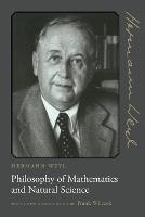 Philosophy of Mathematics and Natural Science (Paperback)