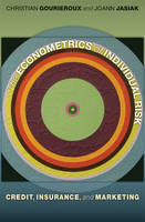 The Econometrics of Individual Risk: Credit, Insurance, and Marketing (Paperback)