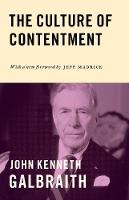 The Culture of Contentment (Paperback)