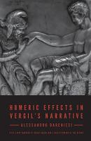 Homeric Effects in Vergil's Narrative: Updated Edition (Paperback)