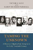 Taming the Unknown: A History of Algebra from Antiquity to the Early Twentieth Century (Paperback)