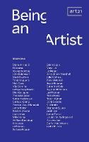Being an Artist (Paperback)