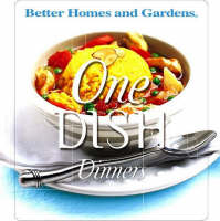 One Dish Dinners (Paperback)