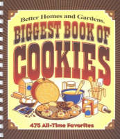 Biggest Book of Cookies: 475 All-time Favorites (Spiral bound)