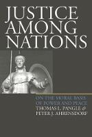 Justice Among Nations: On the Moral Basis of Power and Peace (Paperback)