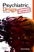 Psychiatric Drugs Explained (Paperback)