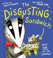 The Disgusting Sandwich (NE) (Paperback)
