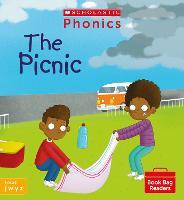 The Picnic (Set 3) - Phonics Book Bag Readers (Paperback)