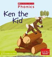 Ken the Kid (Set 2) - Phonics Book Bag Readers (Paperback)