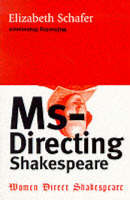 MsDirecting Shakespeare (Paperback)