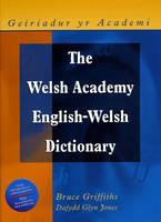 The Welsh Academy English-Welsh Dictionary (Hardback)