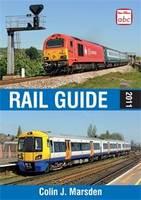 ABC Rail Guide 2011 (Hardback)
