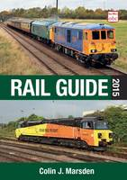 ABC Rail Guide 2015 (Hardback)