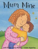 Mum Mine (Board book)