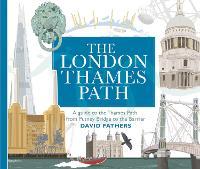 London Thames Path (Paperback)