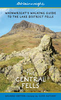 Wainwright's Illustrated Walking Guide to the Lake District: Central Fells Book 3 (Paperback)