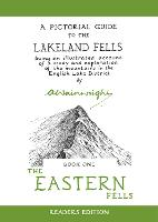 The Eastern Fells: A Pictorial Guide to the Lakeland Fells - Wainwright Readers Edition (Hardback)