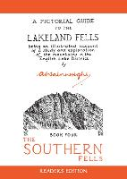 The Southern Fells: A Pictorial Guide to the Lakeland Fells - Wainwright Readers Edition (Hardback)