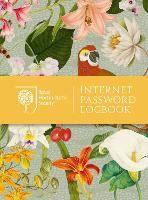Royal Horticultural Society Internet Password Logbook (Paperback)