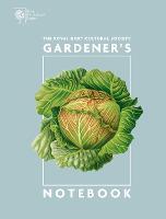 Royal Horticultural Society Gardener's Notebook (Hardback)