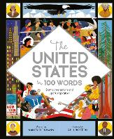 The United States in 100 Words - In a Nutshell (Hardback)