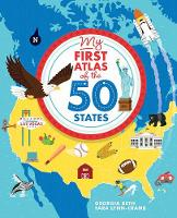 My First Atlas of the 50 States (Hardback)