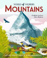 Mountains - World of Wonder (Hardback)