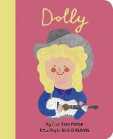 Dolly Parton: My First Dolly Parton - Little People, BIG DREAMS 28 (Board book)