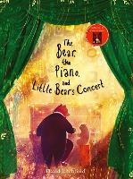 The Bear, the Piano and Little Bear's Concert (Hardback)