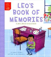 Leo's Book of Memories: A Story about Bereavement - A Helping Hand (Paperback)