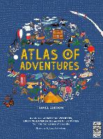 Atlas of Adventures: Travel Edition - Atlas of (Hardback)