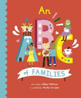 An ABC of Families (Board book)