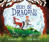 Here Be Dragons (Paperback)