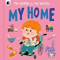 My Home - My World in 100 Words 4 (Board book)