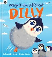Delightfully Different Dilly (Paperback)