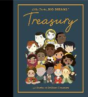 Little People, BIG DREAMS: Treasury: 50 Stories from Brilliant Dreamers - Little People, BIG DREAMS (Hardback)